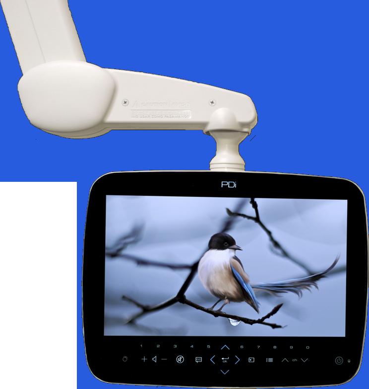 Patient TV | Comsat AV