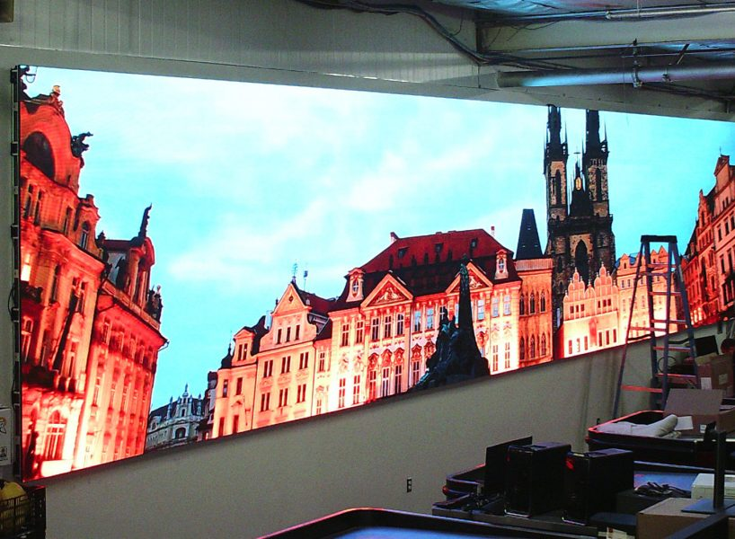 Comsat AV | Video Walls