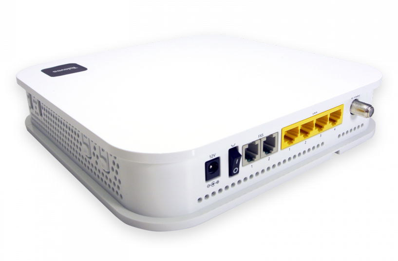 GPON Structured Cabling