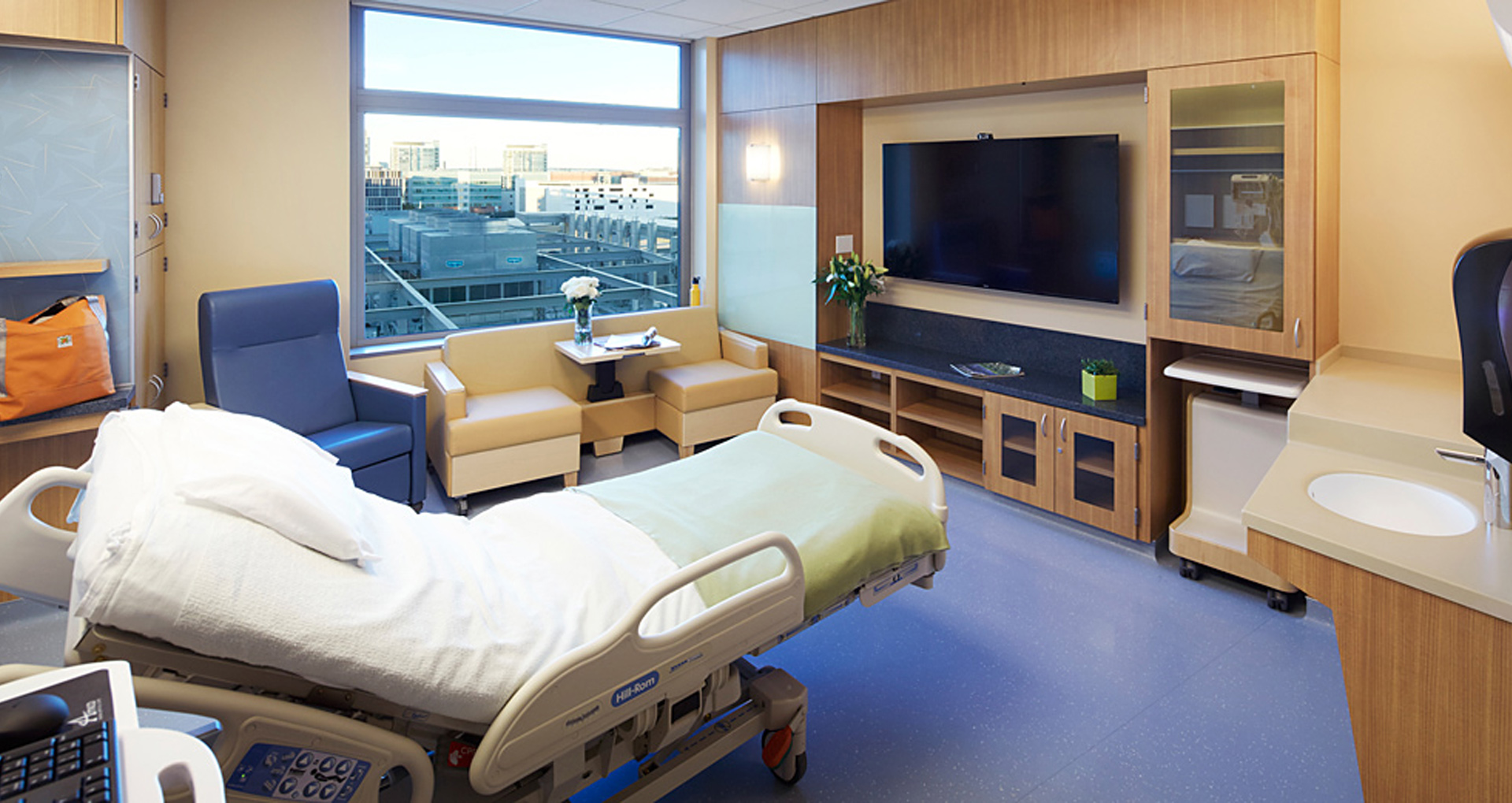 TV's for Medical Solutions | Comsat AV